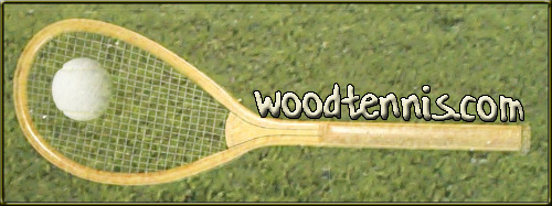 wood tennis logo copywright